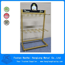 metal countertop keychain display rack HLH01