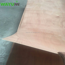 Okoume Triply 3mm plywood for packing n furniture backing board