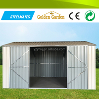 hot sale easy building prefab house shed
