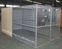 large iron dog cage for sale cheap