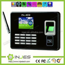 Alibaba Portuguese TFT LCD Screen Usb Directly Report Fingerprint Time Attendance Tracking Readers