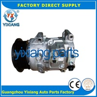 OEM Auto AC 6SEU16C 110MM 7PK Clutch 12V Compressor For Toyota
