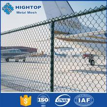 high quality hot sale 9 gauge chain link fence(factory)