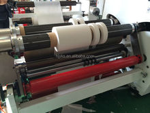 HJY-FQ12 advanced precision parent roll carbonless paper slitter and rewinder machine