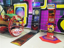 Newest and coin operated electronic soft tip dart machine for competition for sale