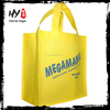 Professional nonwoven promotion bag, promotional customized printed non woven carry bag, pp woven laminated shopper bag