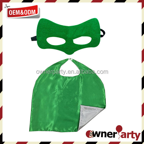 Wholesale Kids Party Superhero Cosplay Cape