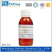Water Treatment Chemicals Dispersant MA/AA Liquid