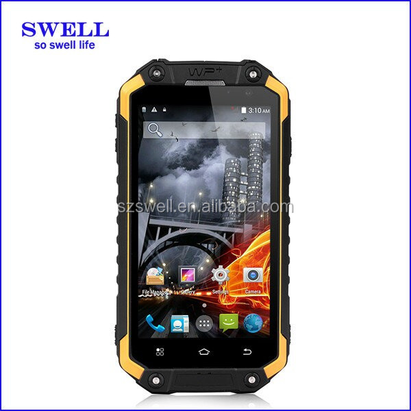 best 4.7inch android landrover celular model X8 telefono movil con walkie talkie