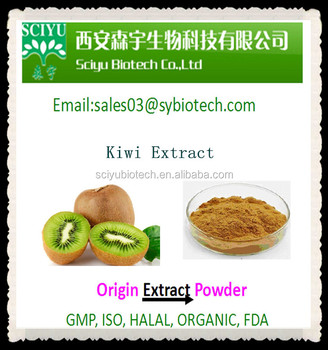 Natural Kiwi Extract Powder 5:1 10:1 20:1