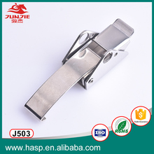 Attractive design latch natural tension latch-spring mechanism
