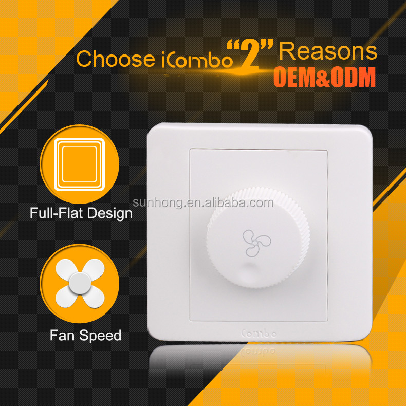 1 ceiling speed fan light wall switch