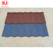 Professional standard lowes concrete metal stone coated roof tile