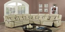 Fashionable design for home furniture recliner corner sectional sofa