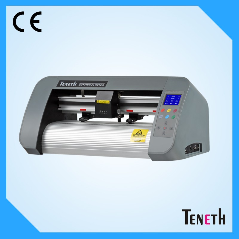 China cutting plotter supplier cnc cardboard vinyl a3 cutting plotter price