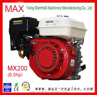 200cc 4 Stroke 168f Motor For Power Tiller With Reasonable Price