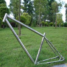 New Design Forged Steel High Performance City Bike Frame
