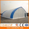 Hot galvanized pipe hight quality pvc material steel storage building