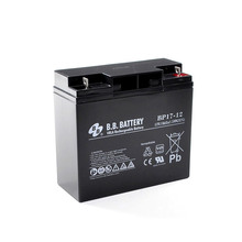 12v 17Ah lead-acid battery BB BP17-12 replacement ups battery
