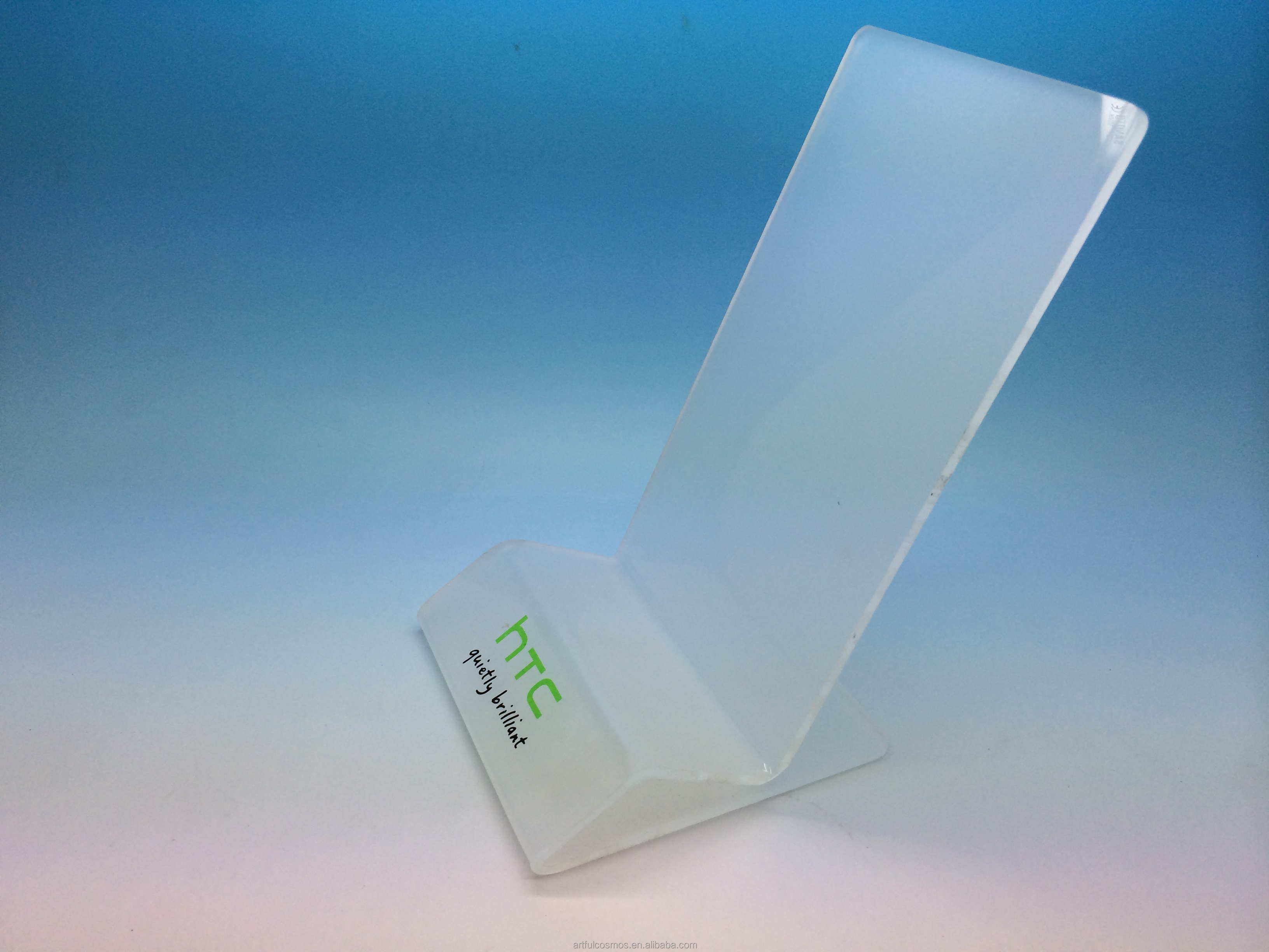 Top Quality acrylic mobile phone display stand holders