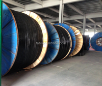 220 KV CE certificate xlpe insulated pvc jacket armoured power cable high voltage cable