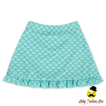 YZA-029 Yiwu Yihong Children Short Printed Baby Girls Beachwear Skirts