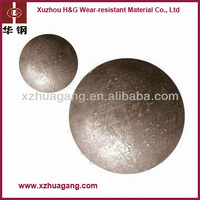 H&G high hardness forged steel ball for iron ore