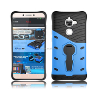 pc tpu case for letv le 2,rotatable stand cover for letv le 2