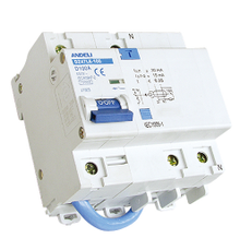 DZ47LE-100 Residual Circuit Breakers With Over-current Protection
