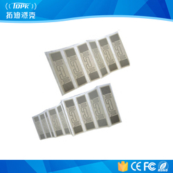 best quality adhesive 13.56mhz hf rfid smart label