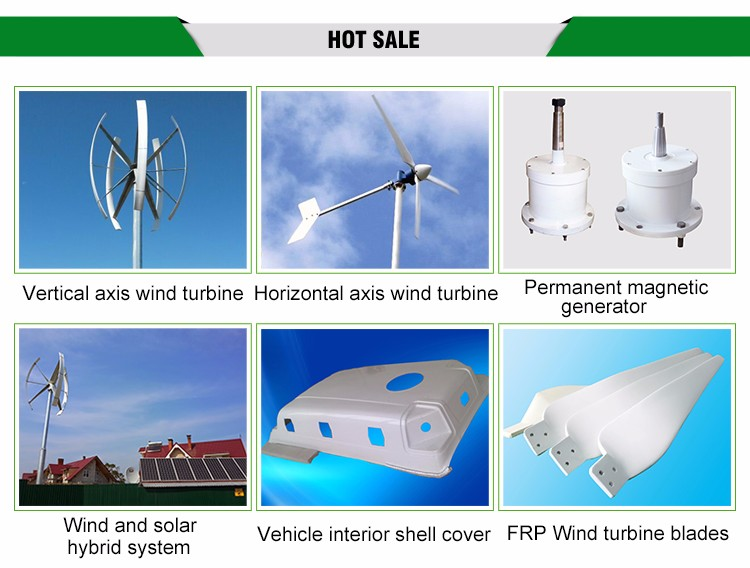 Qingdao Supplier All Sizes hybrid electric 1kw-50kw custom solar and wind power system technology for street light