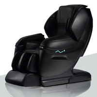 Full Body Reclining Foot Dotast Massage Chair