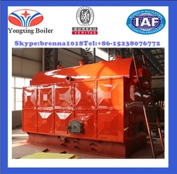 Reliable and Security steam boiler,automatic coal fired boiler for home
