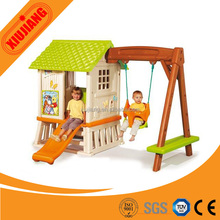 Top quality Wholesale children indoor playhouse
