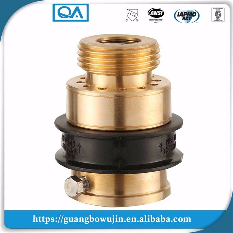 "3/4"" Brass Vacuum Breaker UPC certificated"