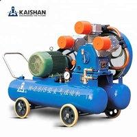 China supplier 20HP diesel engine mining piston air compressors compressor for rock drill