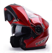 Wholesale product DOT Certification helmet german style unique Flip up motorcycle helmet YM-925
