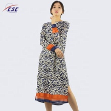 <strong>China</strong> <strong>Manufacturer</strong> woman fashion long plus size maxi dress