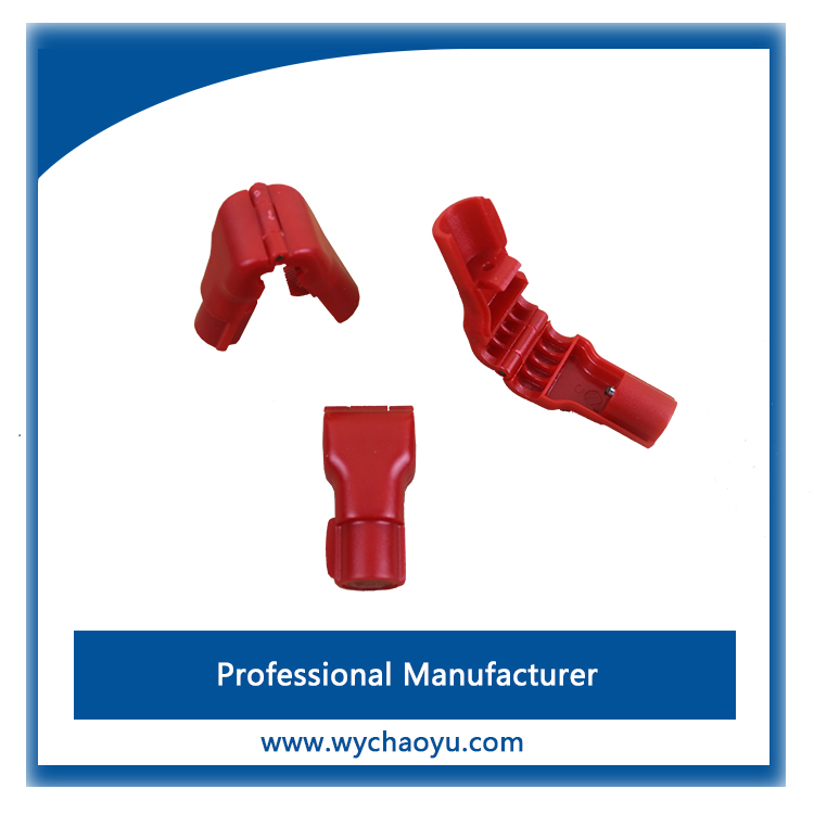 China plastic hook lock manufacturer