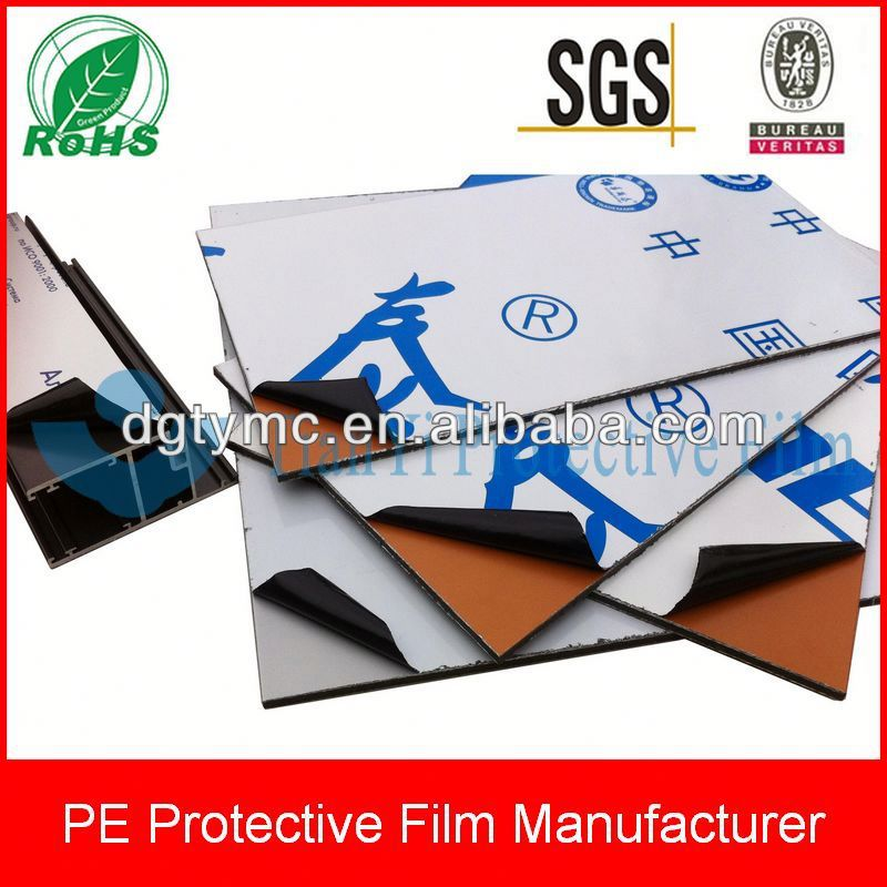 Stable quality 500% elongation lenticular film adhesive