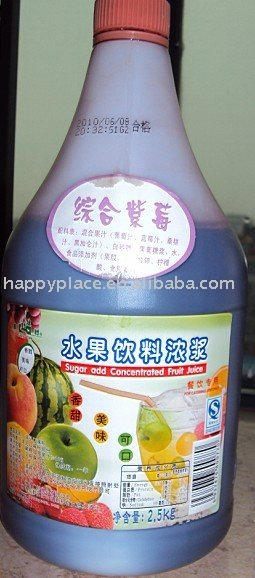 mix-berry strawberry cranberry blueberry mixed juice concentrate for mix berry juice tea