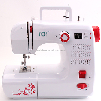 sewing machine factory supply FHSM-702 small electric high speed lockstitch sewing machine