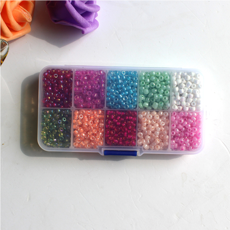 New Style Colorful Glass Crystal Beads