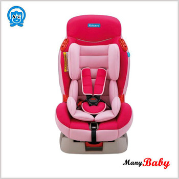 Reclining Safety Baby Car Seat China with Certification