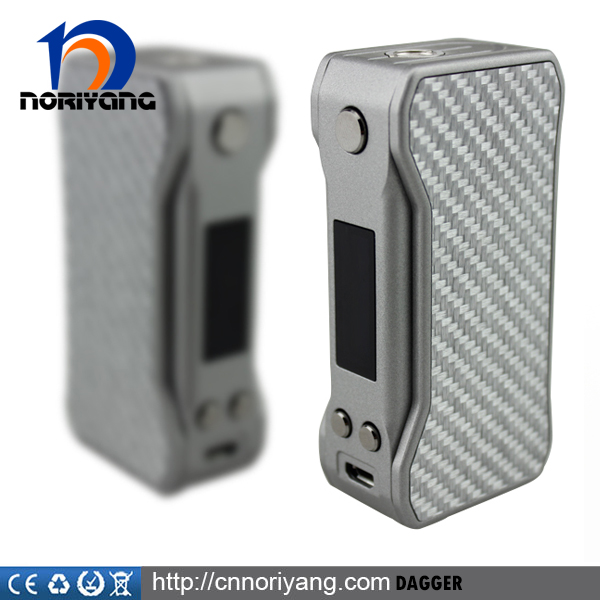Best selling new Dagger 80W Box Mod with new cover