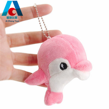 custom any design whale plush toy mini whale plush keychain for give away