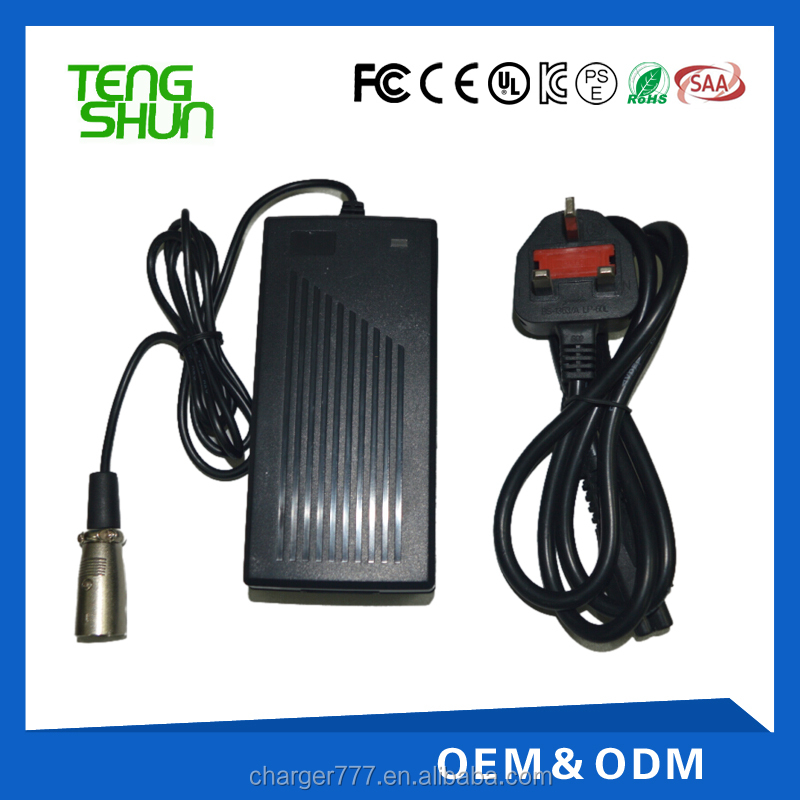 low price desktop type 8.4v 3a li ion battery charger 7.4v power supply ul listed