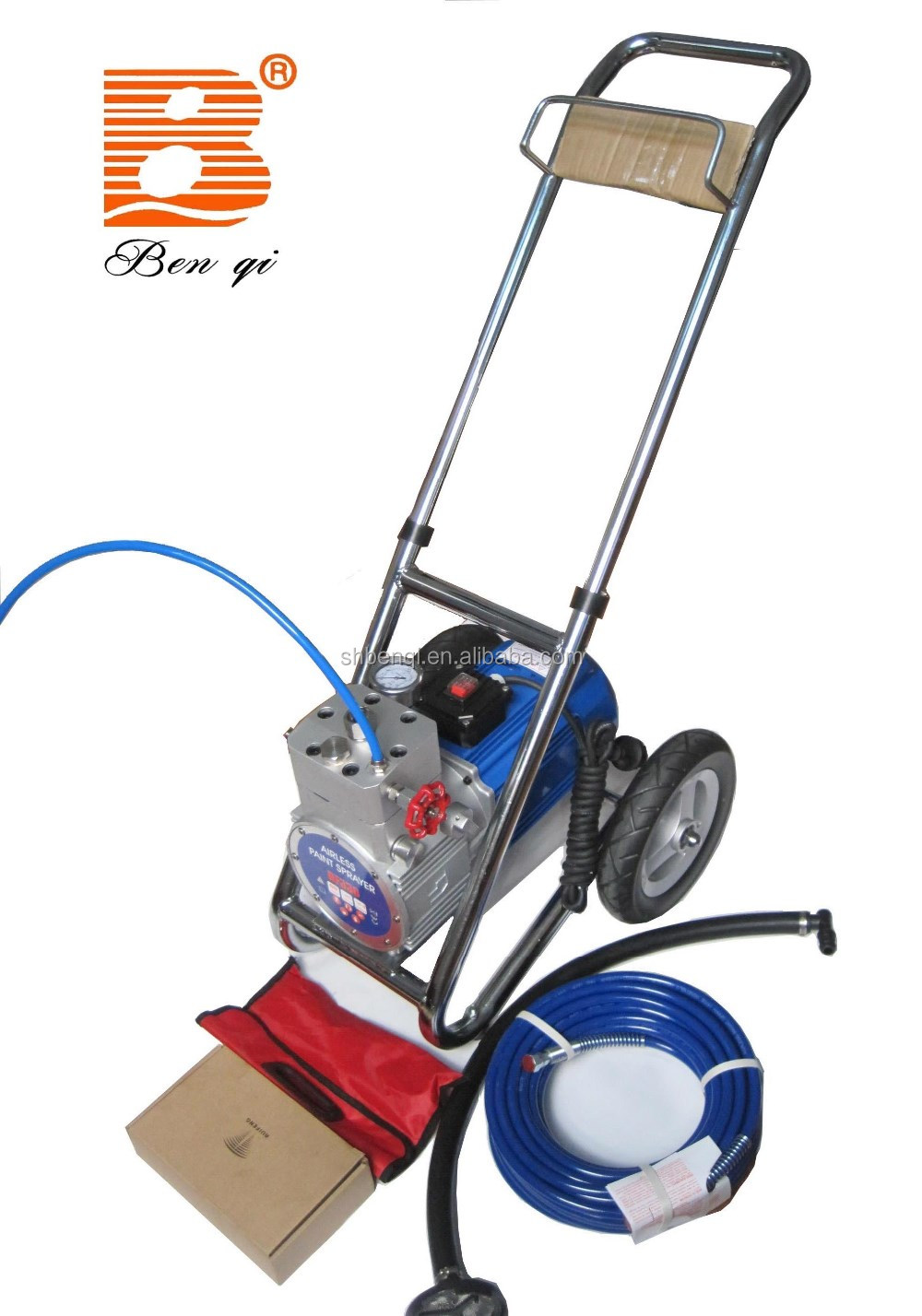 Electric penumatic Airless paint spray machine DF330