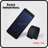 Waterproof solar cell monocrystalline small size solar cell