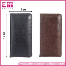 Universal Wallet Phone Genuine Bag Cases For iPhone 7 7Plus Card Slot Leather Cases